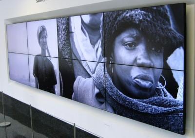 UNAMERICAN UNFAMOUS, Iteration #1, Ryerson Image Centre, Toronto, January 23 – April 14, 2013.