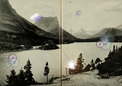INTERNET MOUNTAINS 18 (2014), c-print on Kodak metallic paper