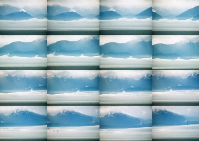 MOUNTAINS REPETITION 6 (2013), c-print on Kodak metallic paper