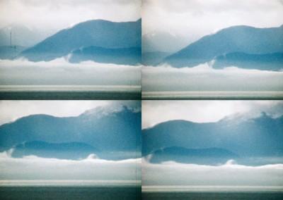 MOUNTAINS REPETITION 10 (2013), c-print on Kodak metallic paper