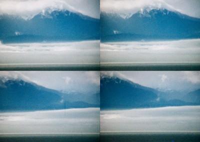 MOUNTAINS REPETITION 9 (2013), c-print on Kodak metallic paper