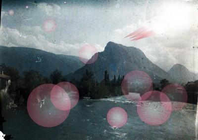 INTERNET MOUNTAINS 12 (2015), c-print on Kodak metallic paper