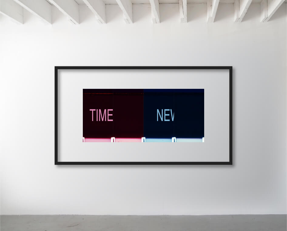 Clive Holden, Time Is The New Landscape, still 2 (2017)