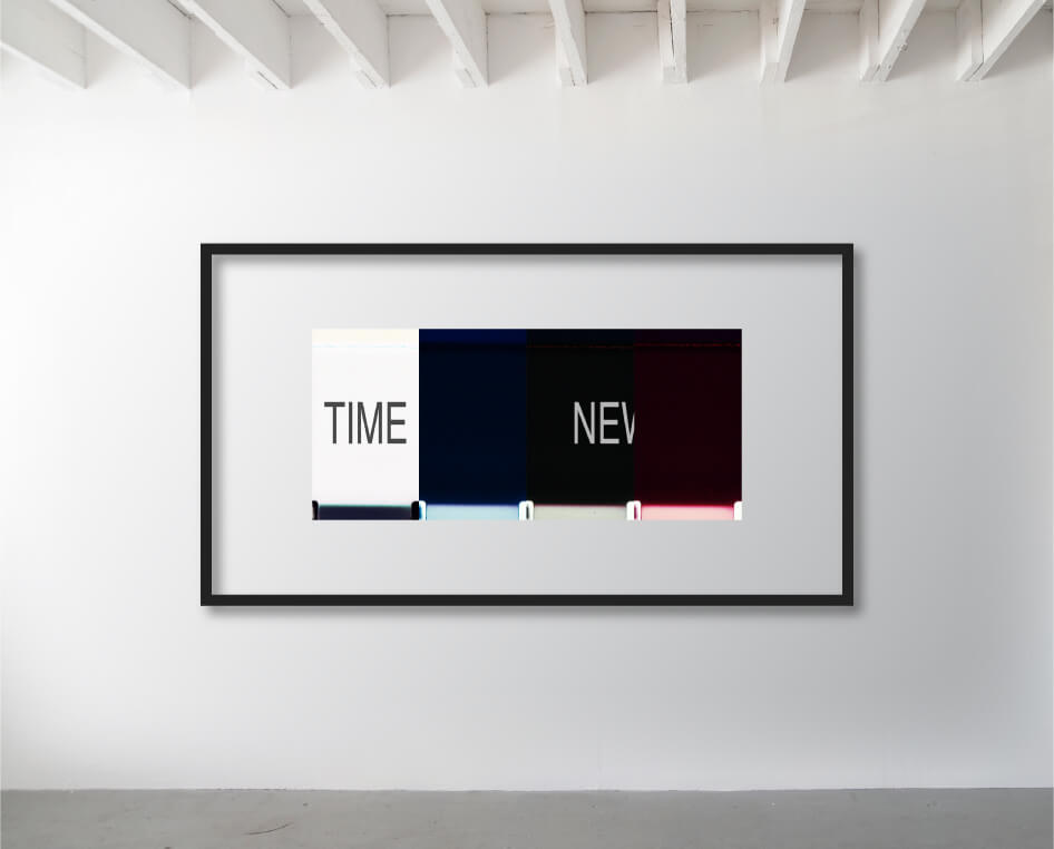 Clive Holden, Time Is The New Landscape, still 4 (2017)