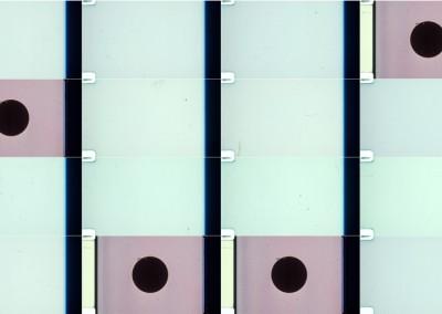 NFB Film Leader –Clear Dot Blue (2013)